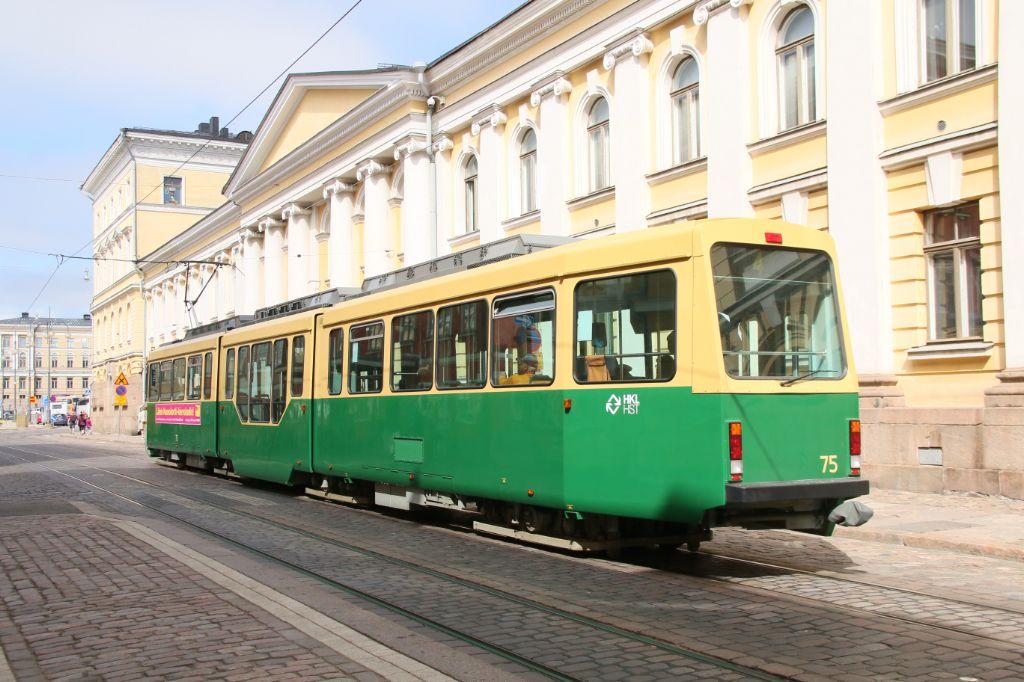 Trams 1987